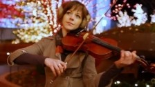 Lindsey Stirling 'Silent Night' music video
