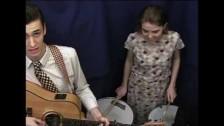 The Goon Sax 'Sweaty Hands' music video