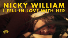 Nicky William 'I Fell in Love with Her' music video