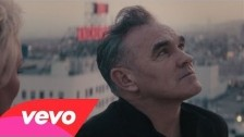 Morrissey 'Earth Is The Loneliest Planet' music video