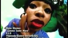 Busta Rhymes 'Gimme Some More' music video