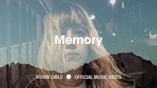 Vivian Girls 'Memory' music video