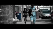 Phantogram 'Running From The Cops' music video