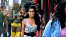 Amy Winehouse 'Tears Dry On Their Own' music video