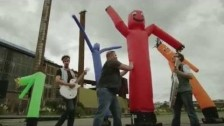 The Axis of Awesome 'Fuck Yeah, Floppy Guys!' music video