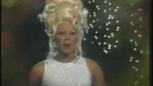 RuPaul 'Little Drummer Boy' music video