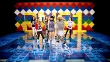 2NE1 'Don't Stop The Music' music video