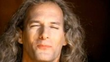 Michael Bolton 'Said I Loved You... But I Lied' music video