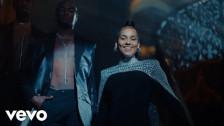 Alicia Keys 'LALA (Unlocked)' music video