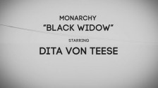 Monarchy 'Black Widow' music video