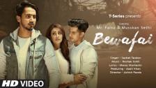 Rochak Kohli 'Bewafai' music video