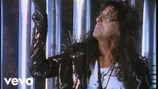 Alice Cooper 'Bed of Nails' music video