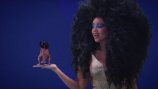 Lion Babe 'Get Up' music video