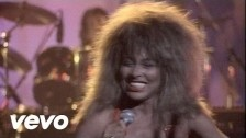 Tina Turner 'Addicted To Love' music video