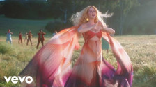 Katy Perry 'Never Really Over' music video