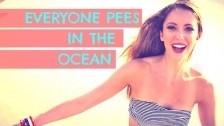 Taryn Southern 'Everyone Pees In The Ocean' music video