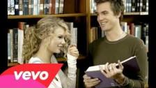 Taylor Swift 'Teardrops On My Guitar' music video