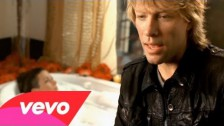 Bon Jovi '(You Want To) Make A Memory' music video