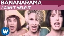 Bananarama 'I Can't Help It' music video