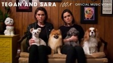 Tegan and Sara '100x' music video