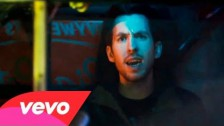 Calvin Harris 'You Used To Hold Me' music video