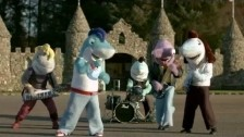 Sharky Sharky 'Bring The Rock' music video