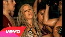 Christina Aguilera 'Dirrty' music video