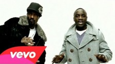 Akon 'I Wanna Love You' music video