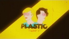 PLASTIC 'I Want U' music video