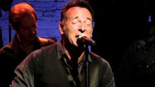 Bruce Springsteen 'Death To My Hometown' music video