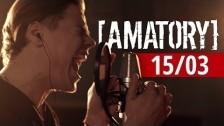 [AMATORY] '15/03' music video