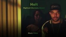 Hollywood Holt 'Nightcall (Kavinsky Cover)' music video
