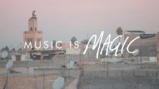Silverstar 'Music is Magic' music video
