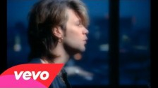 Bon Jovi 'Bed Of Roses' music video
