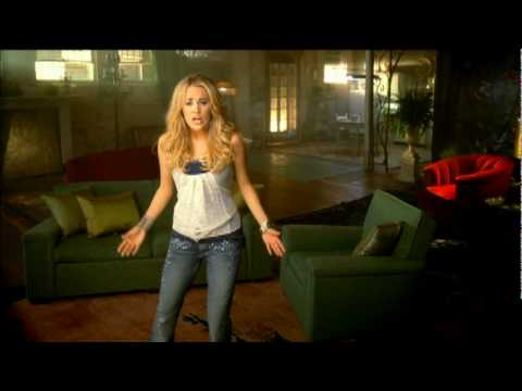 Carrie underwood allamerican girl music video — pic 11