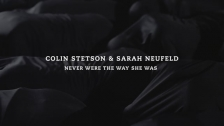 Colin Stetson 'Never Were The Way She Was' music video