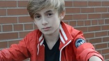 Johnny Orlando 'Never Give Up' music video