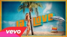 Fergie 'L.A.LOVE (la la)' music video
