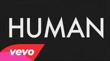 Krewella 'Human' music video