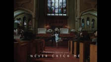 Flying Lotus 'Never Catch Me' music video