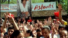 Ashanti 'Happy' music video