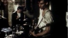 Bauhaus 'Telegram Sam' music video