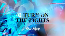Julie Bergan 'Turn On The Lights' music video