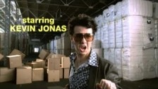 Jonas Brothers 'Burnin' Up' music video