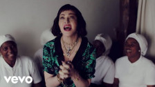Madonna 'Batuka' music video
