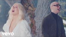 Christina Aguilera 'Fall On Me' music video