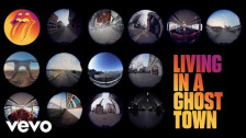 The Rolling Stones 'Living in a Ghost Town' music video