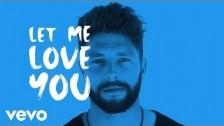 Chris Lane 'Let Me Love You' music video