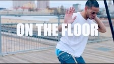 IceJJFish 'On The Floor' music video