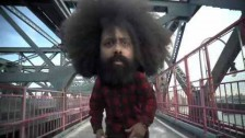 Reggie Watts 'Fuck Shit Stack' music video